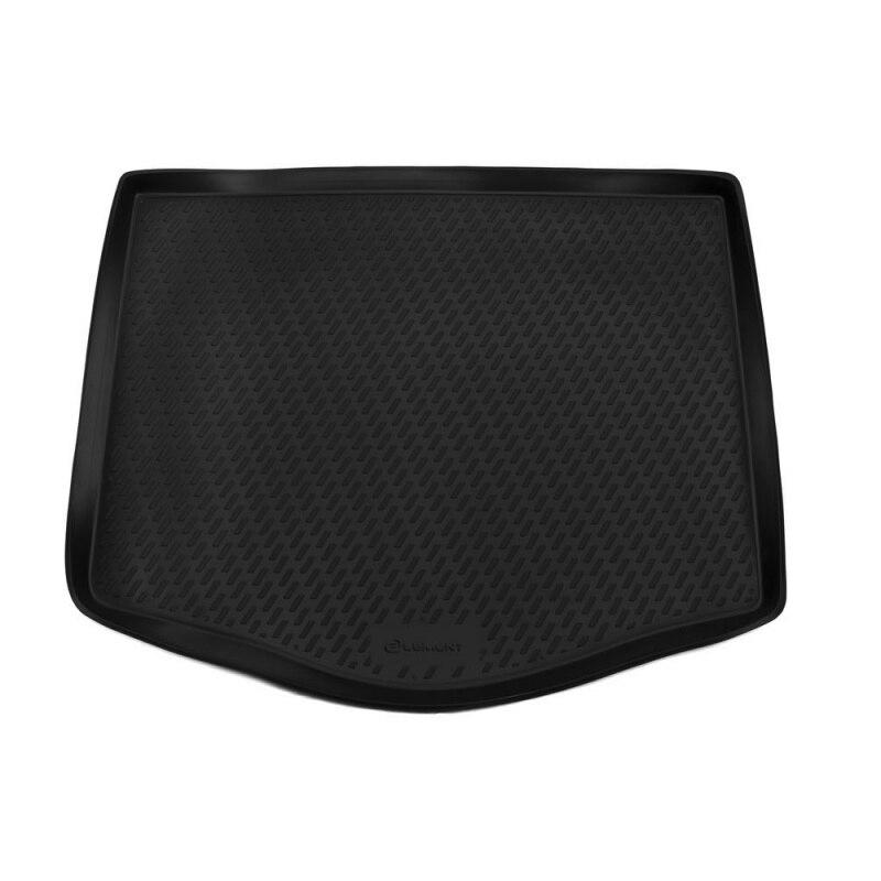 Tapis de coffre pour FORD Focus c-max 2003-tapis de sol tapis de sol antidérapant en polyuréthane protection contre la saleté coffre intérieur style de voiture