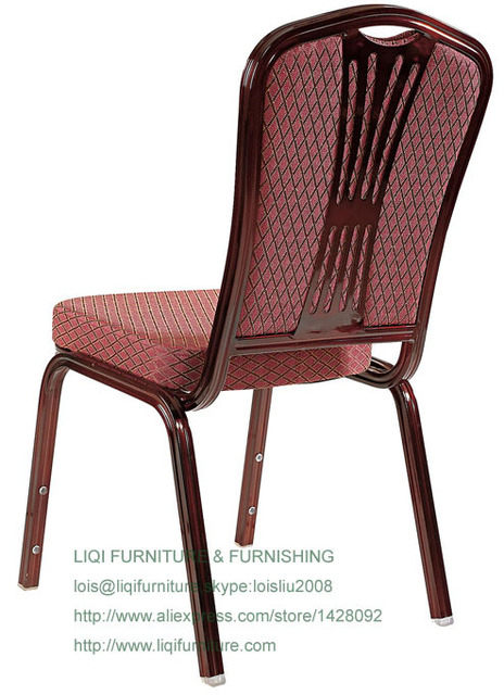 wholesale quality strong modern aluminum stacking hotel conference chairs LQ-L213