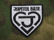 Robotech Macross The Jupiter base Embroidered patch B2544(China)