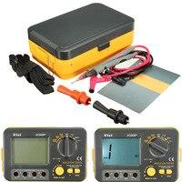 Digital Insulation Resistance Tester Megger MegOhm Meter 250V 500V 1000V JDH99