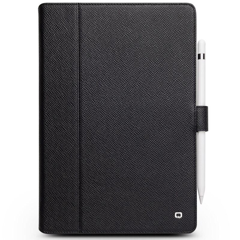 QIALINO étui à rabat en cuir véritable de Style professionnel pour Apple pour iPad Pro 10.5 pouces Ultra mince fonction réveil et sommeil housse de tablette-in Étuis pour tablette et e-book from Ordinateur et bureautique on AliExpress - 11.11_Double 11_Singles' Day 1