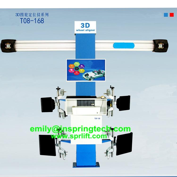 3D Car Wheel Alignment Machine For Sale