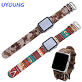 National Wind accessories for men and women 42mm nylon watch strap sports watch band waterproof and sweat bracelet apple outdoor