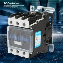 CJX2-4011 AC Contactor High Sensitivity Industrial Contactor Electric AC Contactor 380V 40A стоимость
