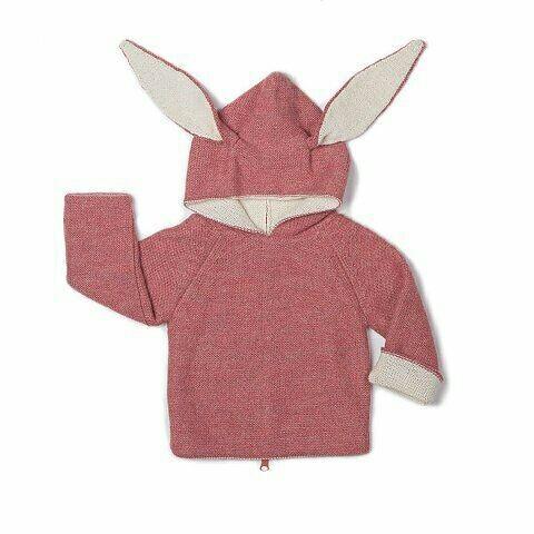 2017 primavera meninos meninas babys algodão orelhas de coelho coelho com capuz crianças crianças blusas de malha tamanho escolha