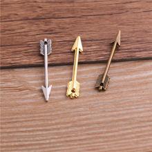 30 шт 5*30 мм Маленький Меч из металлического сплава трех цветов