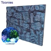 Akvaryum Dekor Aquarium Aquarium Decoratie 3D Achtergrond Plaat Veilig Auqarium Decor Muur Duurzaam niet-giftig Acuarios Accessoires