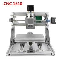 DIY CNC 1610 GRBL Control Mini CNC Machine Working Area 16x10x4 5cm 3 Axis PCB Milling