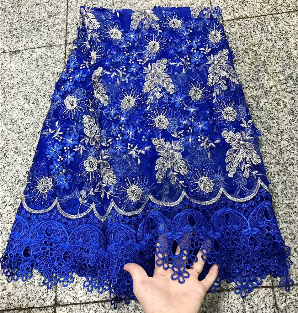 Newest African French Embroidered Net Lace Fabric High Quality With beaded Nigerian Laces Fabric Bridal French Tulle Lace FabricNewest African French Embroidered Net Lace Fabric High Quality With beaded Nigerian Laces Fabric Bridal French Tulle Lace Fabric