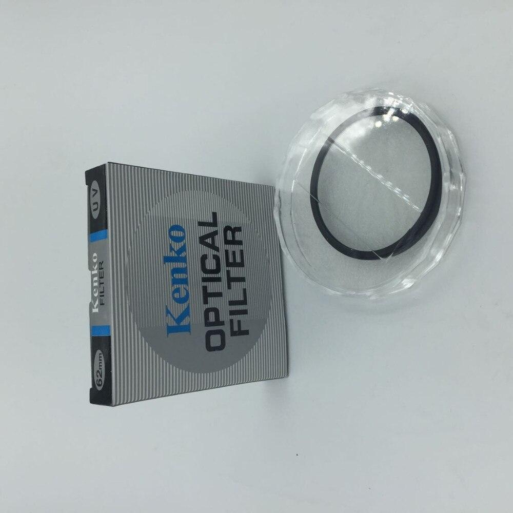 Выберите размер объектива Kenko 37 мм/40,5 мм/43 мм/46 мм/49 мм/52 мм/55 мм/58 мм УФ-фильтр для Canon nikon sony Pentax
