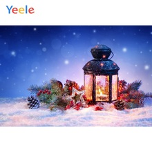 Yeele Christmas Party Photocall Decor Lantern Ins Photography Backdrops Personalized Photographic Backgrounds For Photo Studio