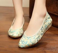 2016 Chinese style national wind pointed shoes bridal shoes toast clothing with Chinese women's singles shoes