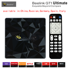 3G 32G Beelink GT1 Ultimate TV Box Amlogic S912 Octa Core Android 7 1 Set Top