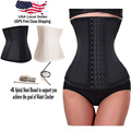 FLORATA Hot Sale Good Quality Summer Corset Waist Trainer Shaper Body Shapewear Underbust Cincher Belt