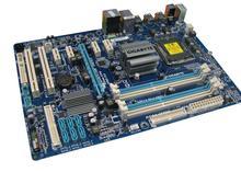 GA-EP43T-S3L Оригинал материнская плата EP43T-S3L DDR3 LGA 775 P43 рабочего Материнская плата