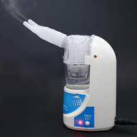 Beurha 110V 220V Home Health Care Portable Automizer Inhaler Adult Children Care Inhale Nebulizer Free Shipping