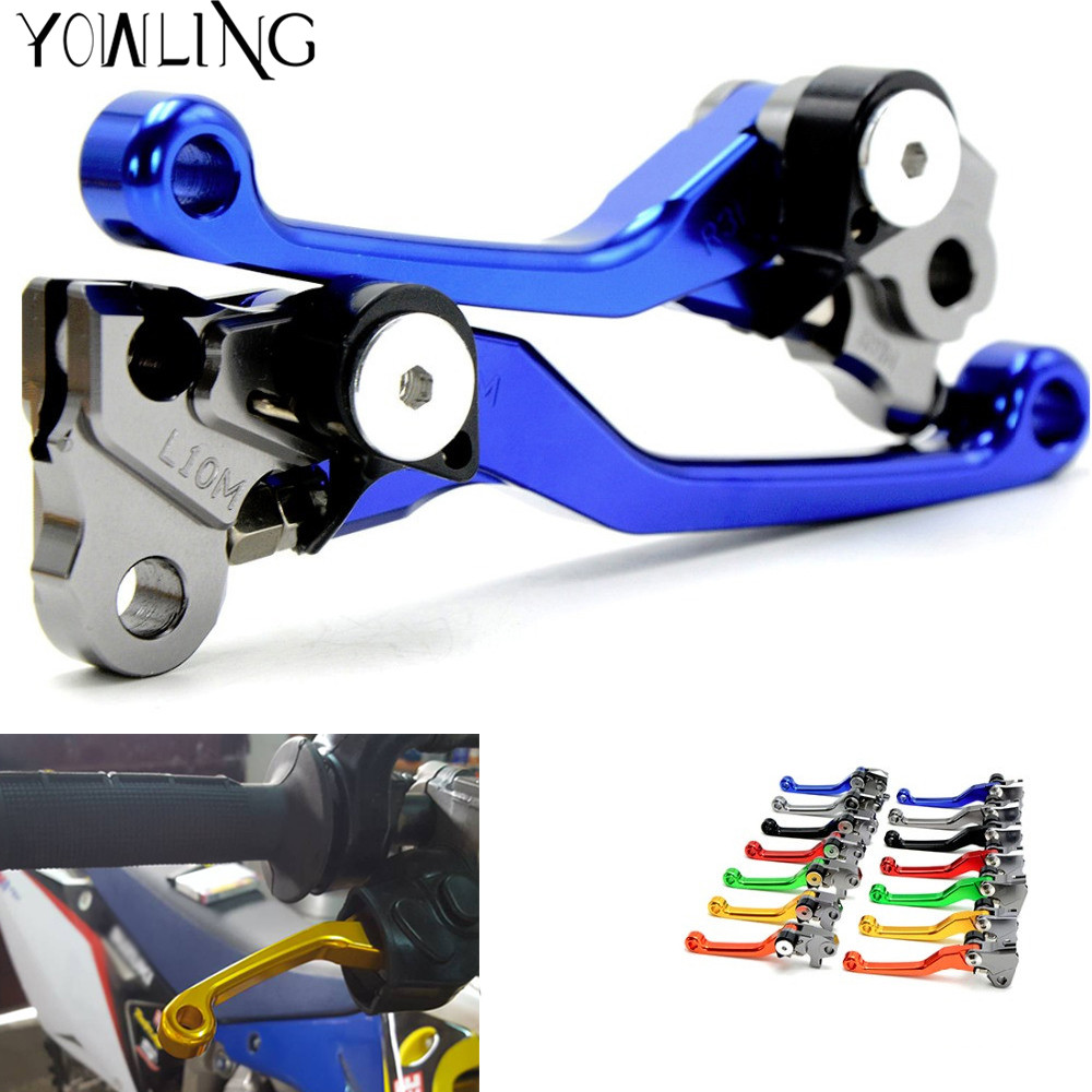 Yz426f Big Bore Kit Yz426f Yz426: Motocross CNC Pit Dirt Bike Brake Clutch Lever Handle For