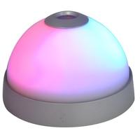 Magic LED Color Change Projection Alarm Clock Rainbow Color Projector Clock