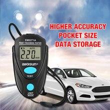 Цифровой малярный измеритель 0,01-2,20 мм для автомобильных толщиномеров, русскоязычное руководство EM2271A all-sun