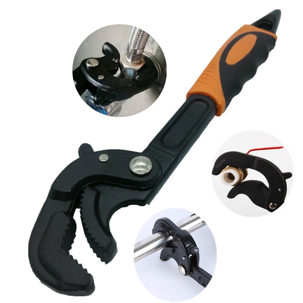 Omy 1 Stück Multifunktions Wasserpumpenzange Hardware-tools Schraubenschlüssel Schwere Passivierung Schnelle Mehr Funktion Olecranon Rohrschelle 1-2 Zoll Werkzeuge