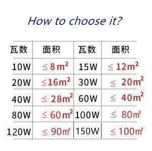 Image 4 - E27 B22 E40 E14 LED Lamp AC 220V Light Bulb LED 5W~150W 5730 2835SMD Corn Bulb Energy Saving Lamp For Home Decoration Light