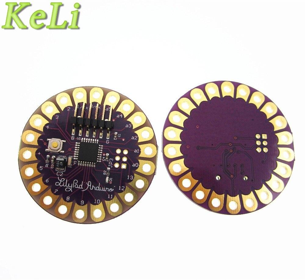 1pcs lot LilyPad 328 Main Board ATmega328P ATmega328 16M