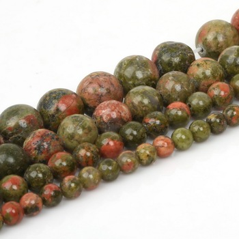 4 6 8 10mm Natural Stone Beads Matte Lava Tiger Eye Red Black Onxy  Loose Stone Beads For Jewelry Making DIY Bracelet Necklace 7