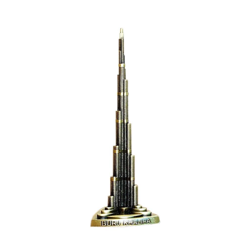nueva decoracin modelo del edificio ms alto del mundo burj khalifa de dubai