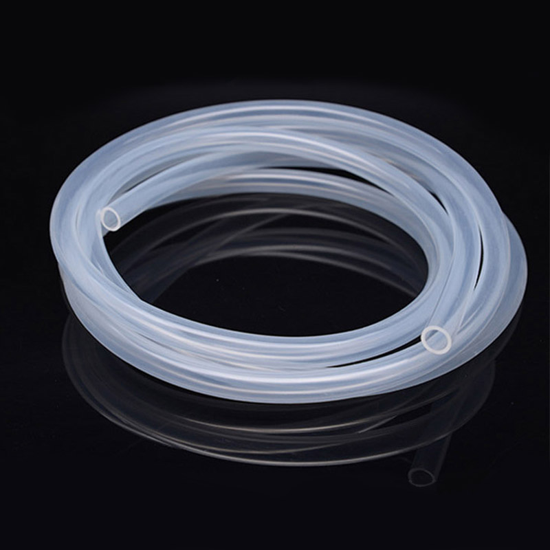 "Clear PVC Vinyl Flexible Vacuum Line Hose Tubing Milk Milker 10ft 1//2/""ID 3//4/""OD"
