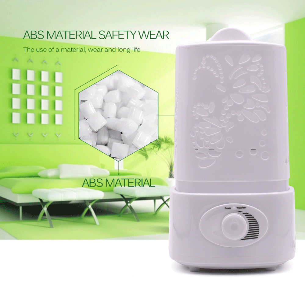 Air Aromatherapy Humidifier Ultrasonic Cool Mist Essential