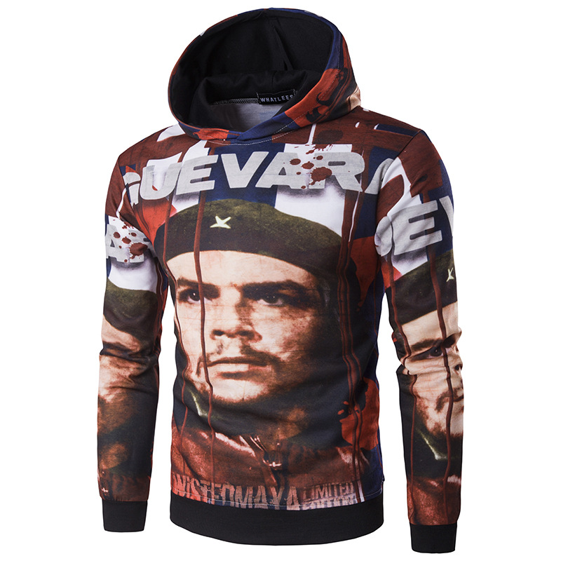 Mode Vente Shirts À Imprimer Mince Homme Chaude 3d Sweat Vintage 0YqHr0w