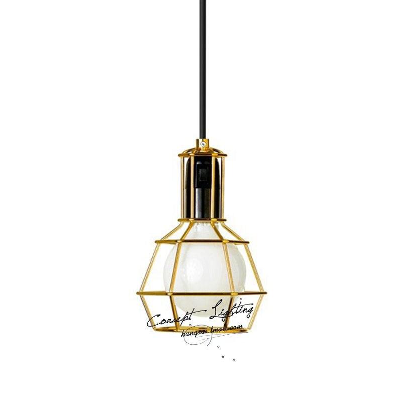 NEW 2013 Vintage brief loft work ight design house work lamp ceiling light E27 15*22cm study garage lighting free shipping l ight lt12