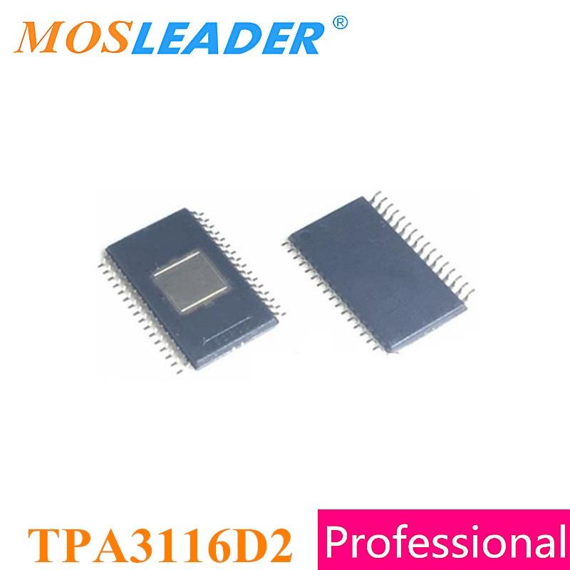 Mosleader TPA3116D2 HTSSOP32 50PCS Original TPA3116D2DADR TPA3116 TPA3116D2 SSOP32 High quality