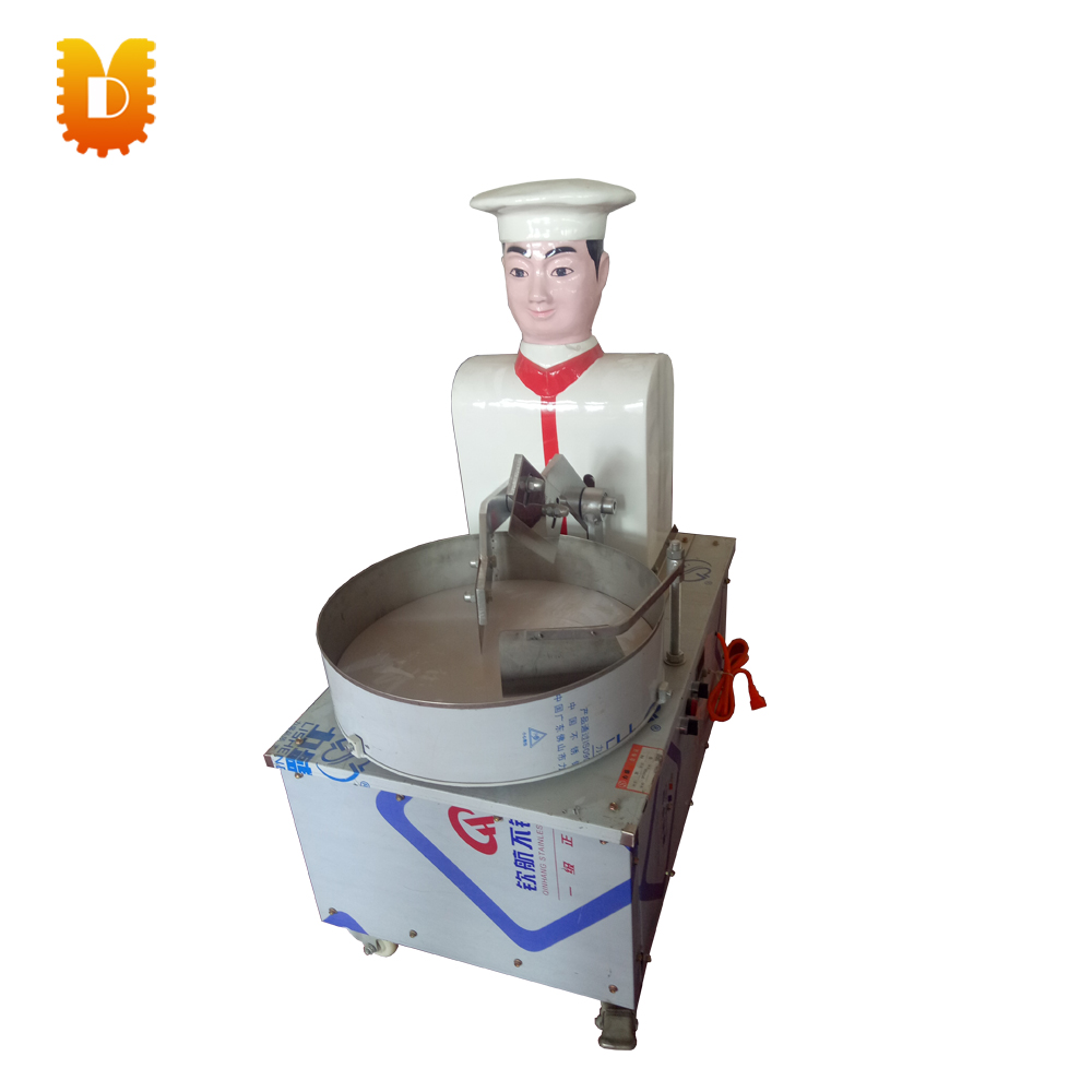UDDR-30 Automatic Robot Shape Meat Cutting Machine For Dumpling Stuffing/Minced Meat