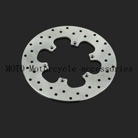 240MM Motorcycle Rear Brake Disc Rotor For BMW F650 1993 2009 F650CS F650GS F650ST F 650 GS