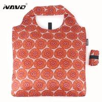 NAVO Folding Shopping Bag Eco Friendly Shopper Resuable Shopping Grocery Bag For Supermarket Sac Shopping Reutilisable