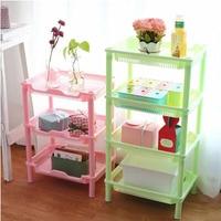 Simple life Easy Assembled Multilayer Floor Kitchen Storage Bathroom Accessories Storage Shelf Kitchen accessories