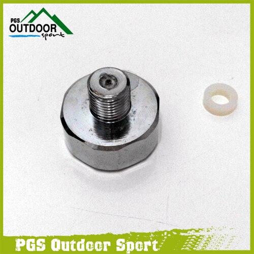 Image 2 - PCP Pressure Gauge 40mpa Luminous Mini Micro Manometre Manometer M10 *1-in Paintball Accessories from Sports & Entertainment