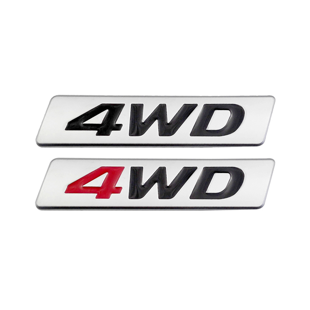 Us 4 09 18 Off Auto Sticker Body Emblem For 4wd Logo For Audi Dodge Ducati Holden Yamaha Seat Peugeot Mg Bentley Car Styling In Car Stickers From