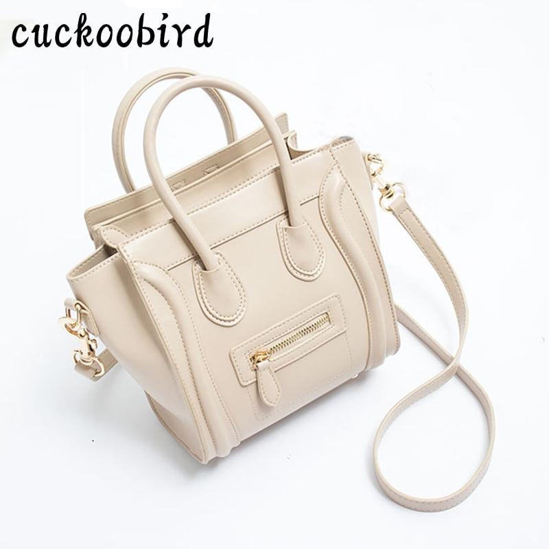Big Bag Women Shoulder Messenger Bag Upscale Leather PU Zipper Ladies Versatile Handbag Fashion Girls Bag for Women 2018 сумка handbags for women pu versatile handbag
