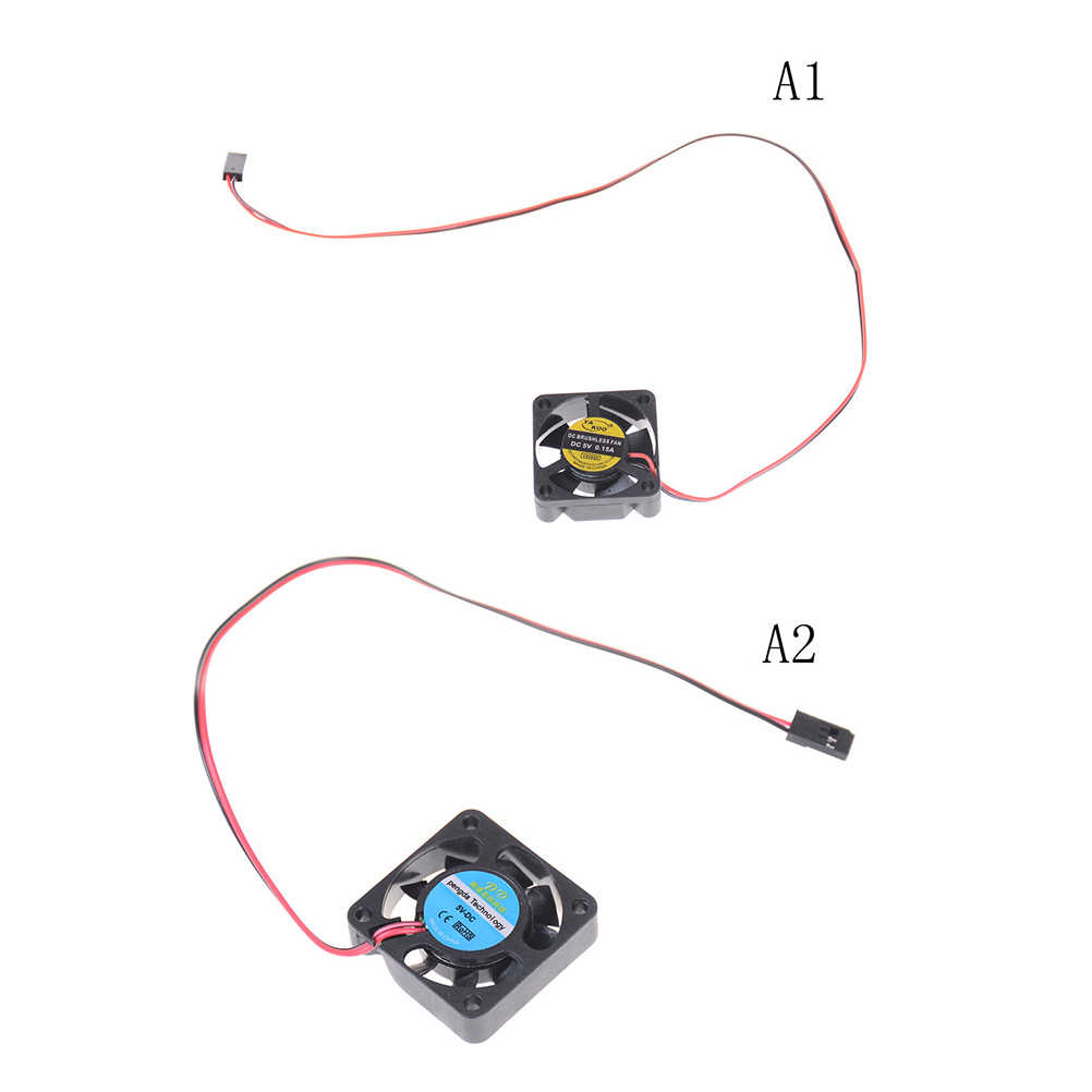 RC Onderdelen 30/40mm 5V DC Koelventilator Voor RC Model Motor ESC Power Transfer