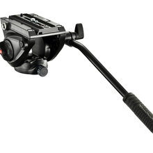 Manfrotto MVH500AH Digital Camera Photography Head Time Lapse Ball Head Fluid Head Hydraulic 360 Degree Panoramic