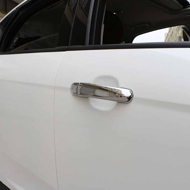 Màu Sắc Đời ABS Nẹp Viền Cửa Ô Tô Bảo Vệ Dành Cho Xe Ford Focus 2 3 4 MK2 MK3 MK4 tự Động Miếng Dán Phụ Kiện