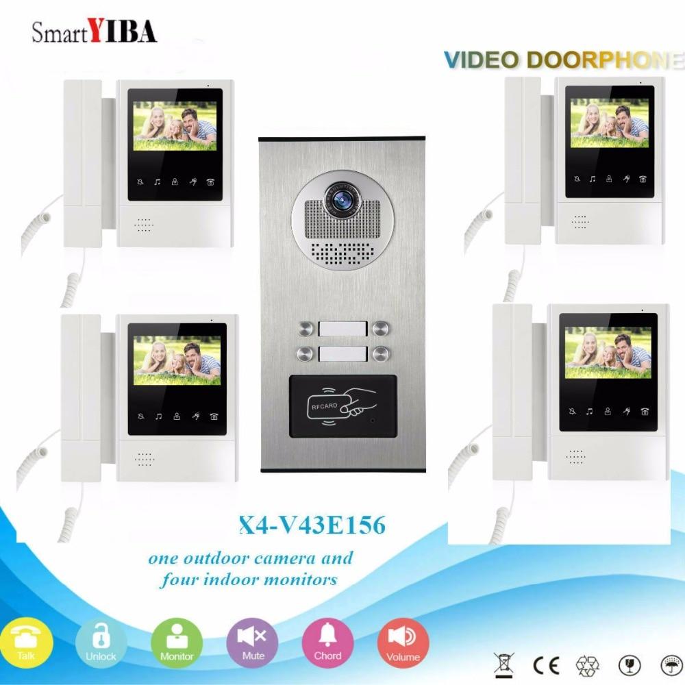 SmartYIBA 4 Units 4.3