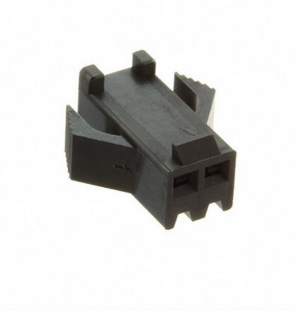 SMP-02V-BC CONN SM CRIMP 2.5MM Black plug Female Socket Connectors terminals housings 100% new and original parts