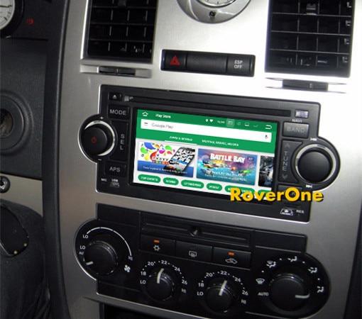 2006 Chrysler 300 C Sedan 4: Android 8.0 Car Multimedia Player For Chrysler 300 300C