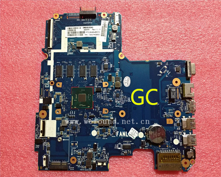 laptop Motherboard For 14-AC 814050-601 814050-501 814050-001 system mainboard Fully Tested laptop motherboard for dv7 7000 711509 001 711509 501 712183 501 system mainboard fully tested