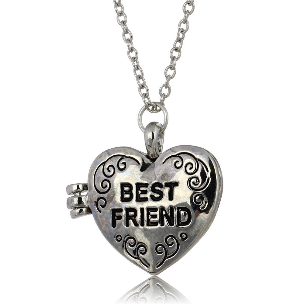 il letter like friendship locket necklace friends fullxfull listing are lockets stars zoom envelope