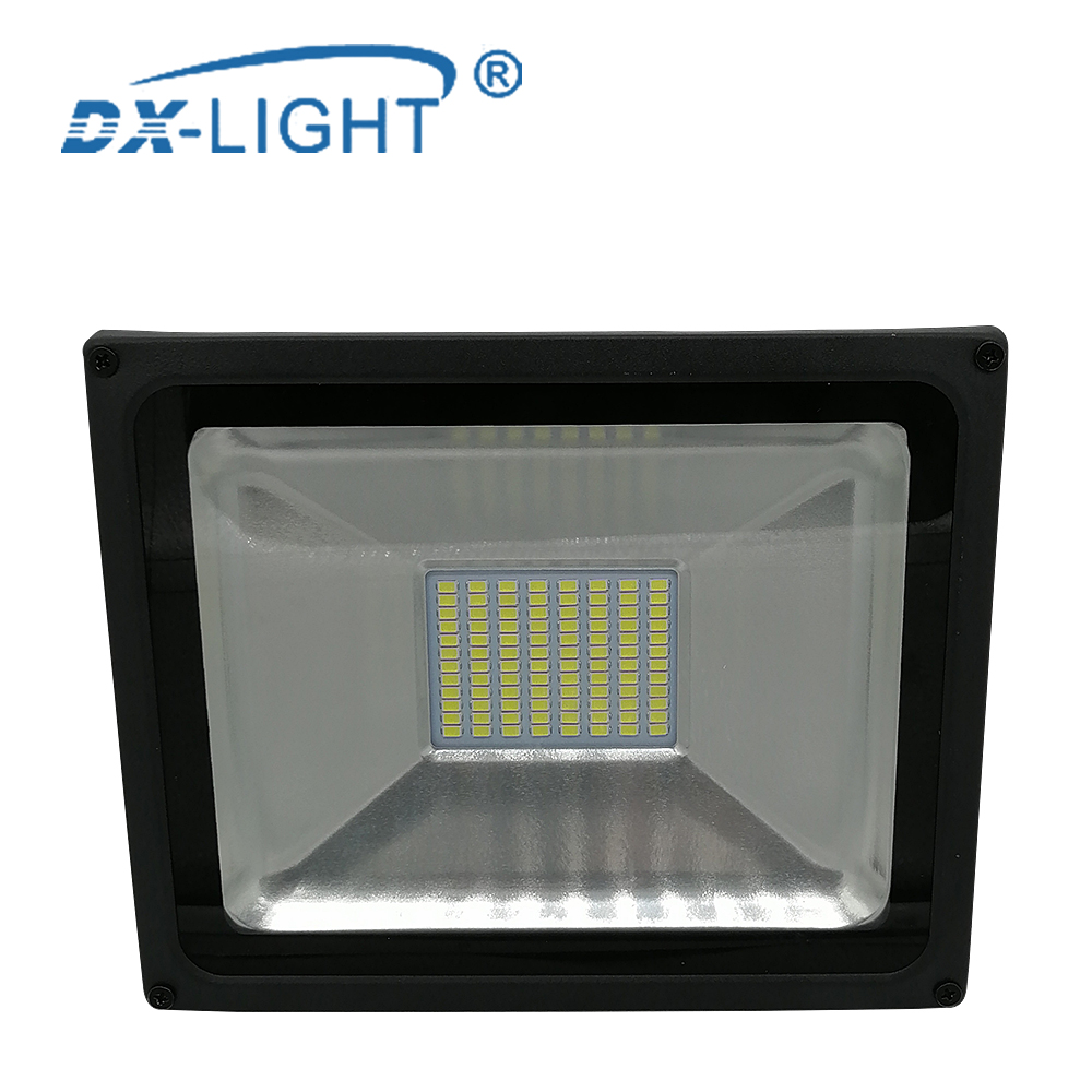 Light Outdoor-Spotlight 100W LED Engineering Professional IP65 Waterproof 230V 240V 30W