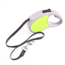 5M Automatic Retractable Pet Dog Cat Leash Chain Telescopic Pet Tractor Traction Rope Durable Cat Rope Color Sent As Random